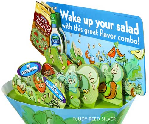 POP salad bowl